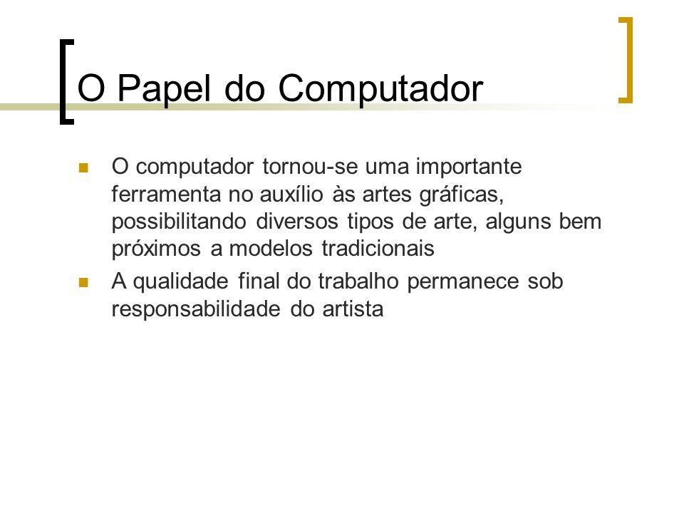 O Papel do Computador