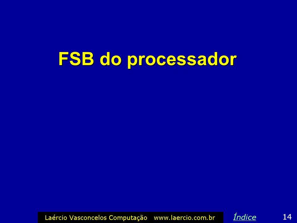 FSB do processador Índice 14