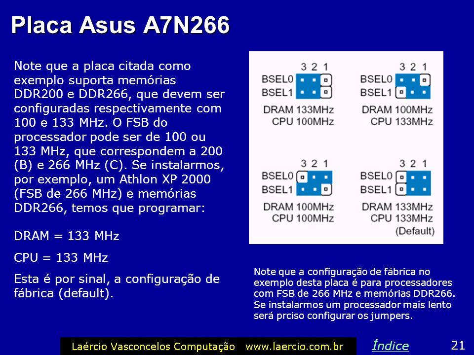 Placa Asus A7N266
