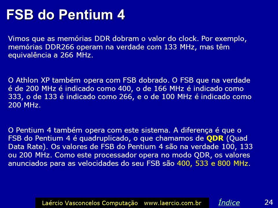 FSB do Pentium 4