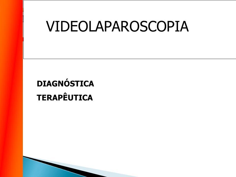 VÍODELAPAROSCOPIA VIDEOLAPAROSCOPIA DIAGNÓSTICA TERAPÊUTICA