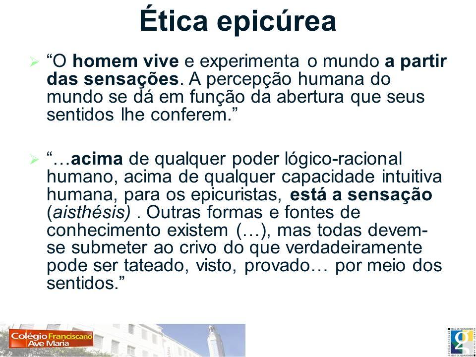 Ética epicúrea