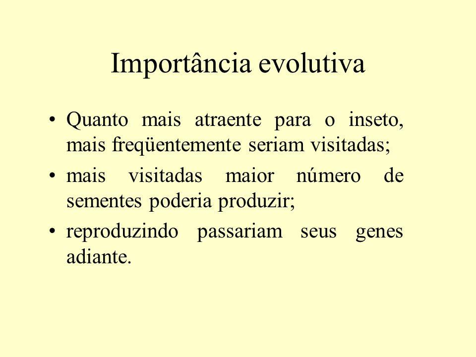 Importância evolutiva