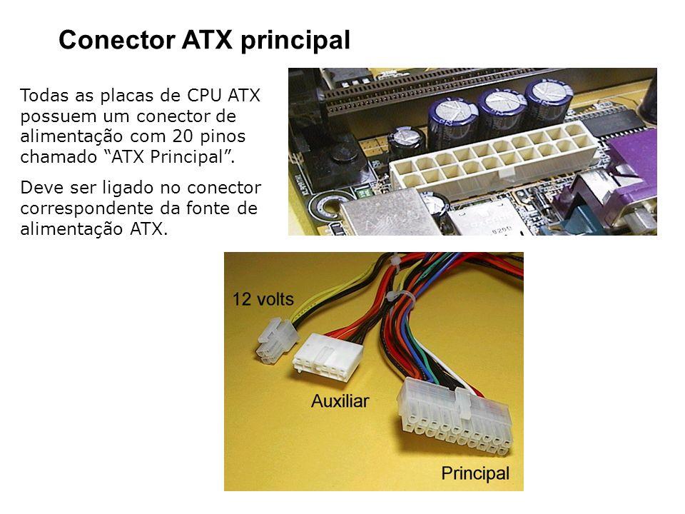 Conector ATX principal