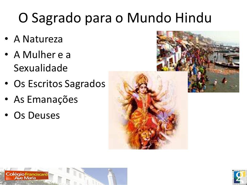 O Sagrado para o Mundo Hindu