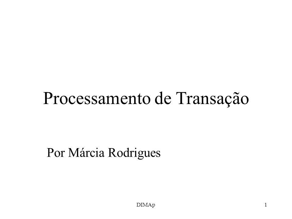 Processamento de Transação