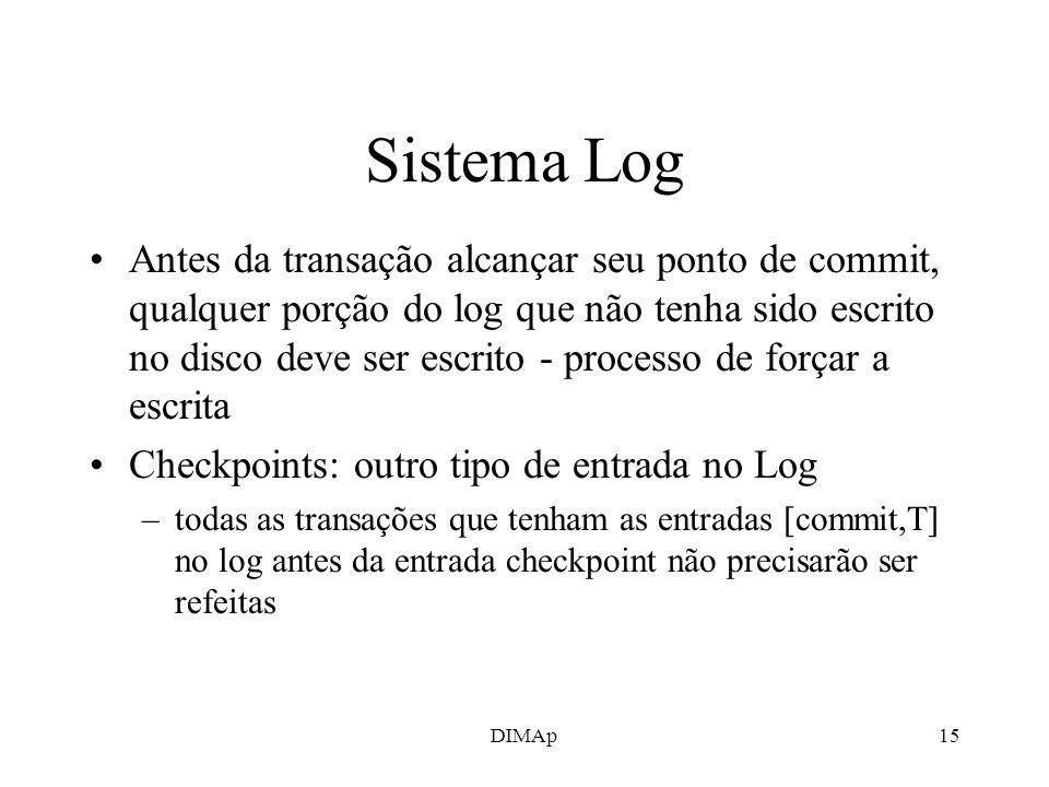Sistema Log