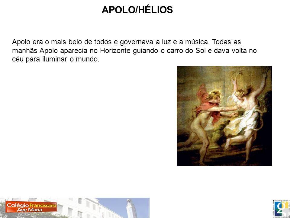 APOLO/HÉLIOS