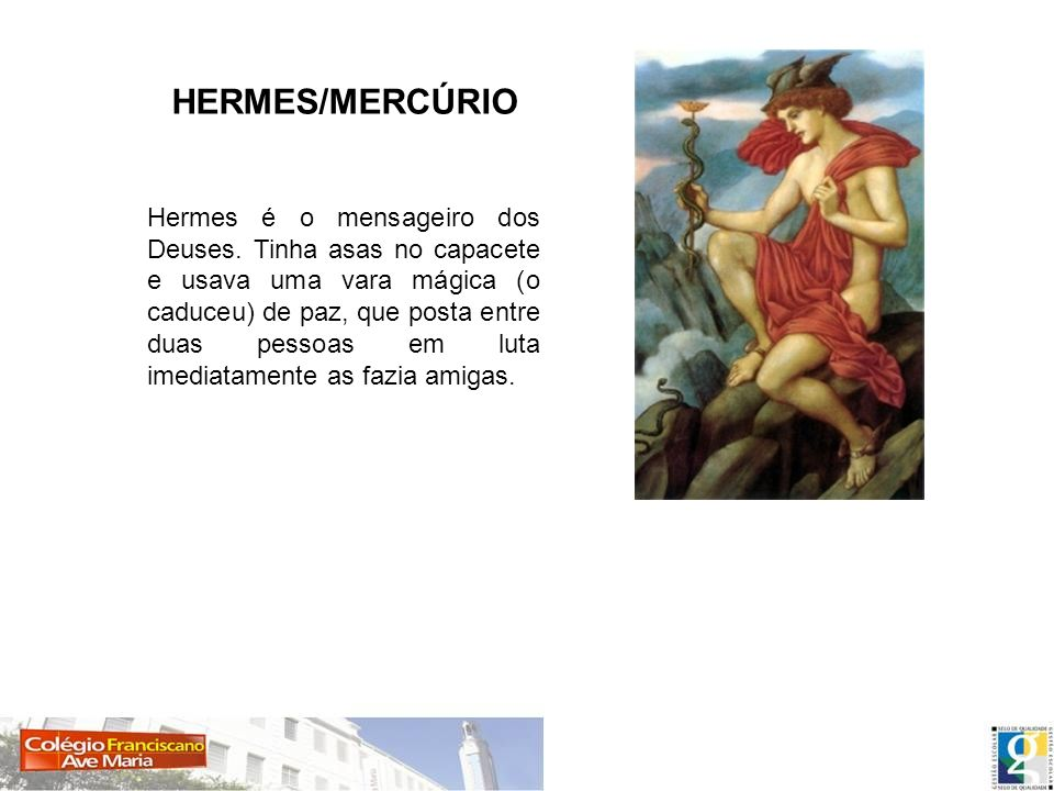 HERMES/MERCÚRIO
