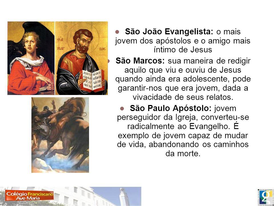 São João Evangelista: o mais jovem dos apóstolos e o amigo mais íntimo de Jesus