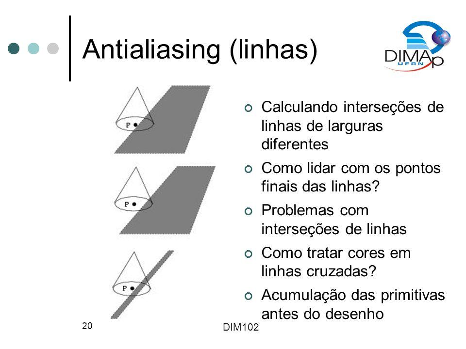 Antialiasing (linhas)