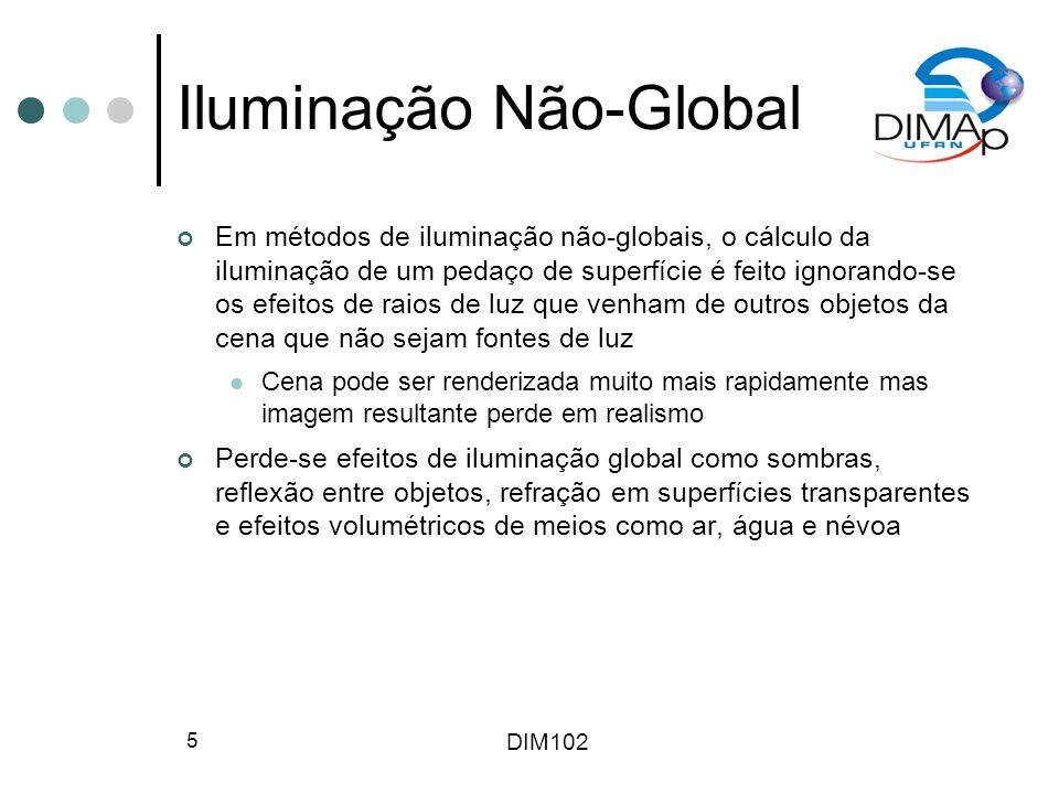 Iluminação Não-Global