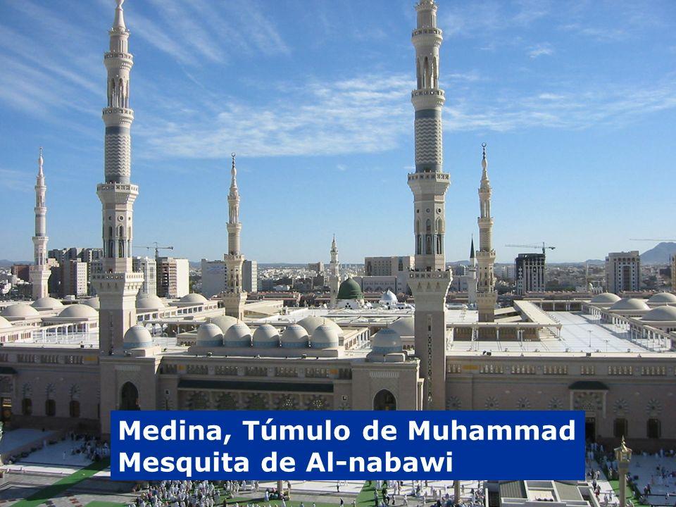 Medina, Túmulo de Muhammad