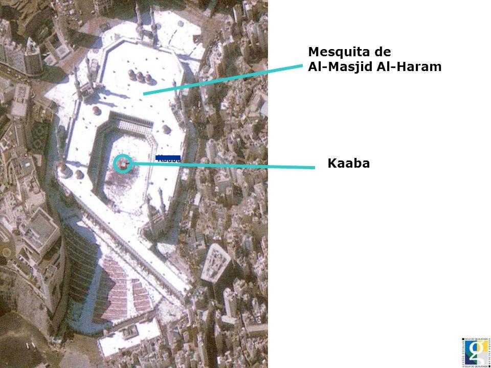Mesquita de Al-Masjid Al-Haram Kaaba