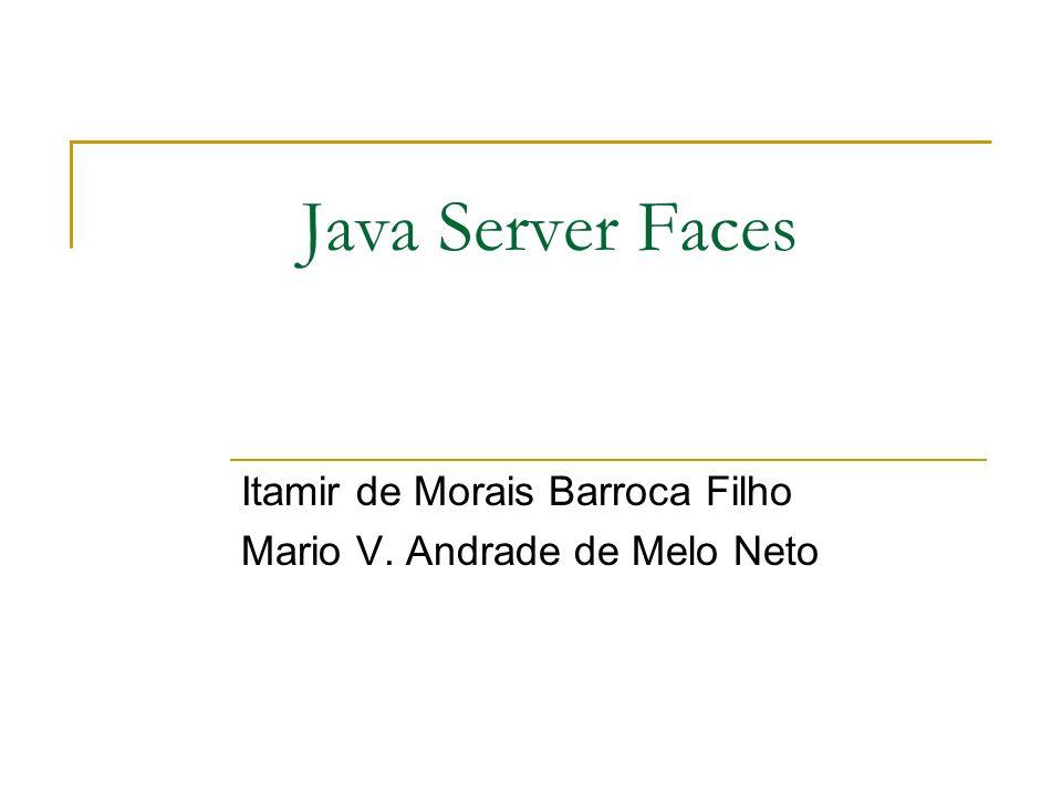 Itamir de Morais Barroca Filho Mario V. Andrade de Melo Neto