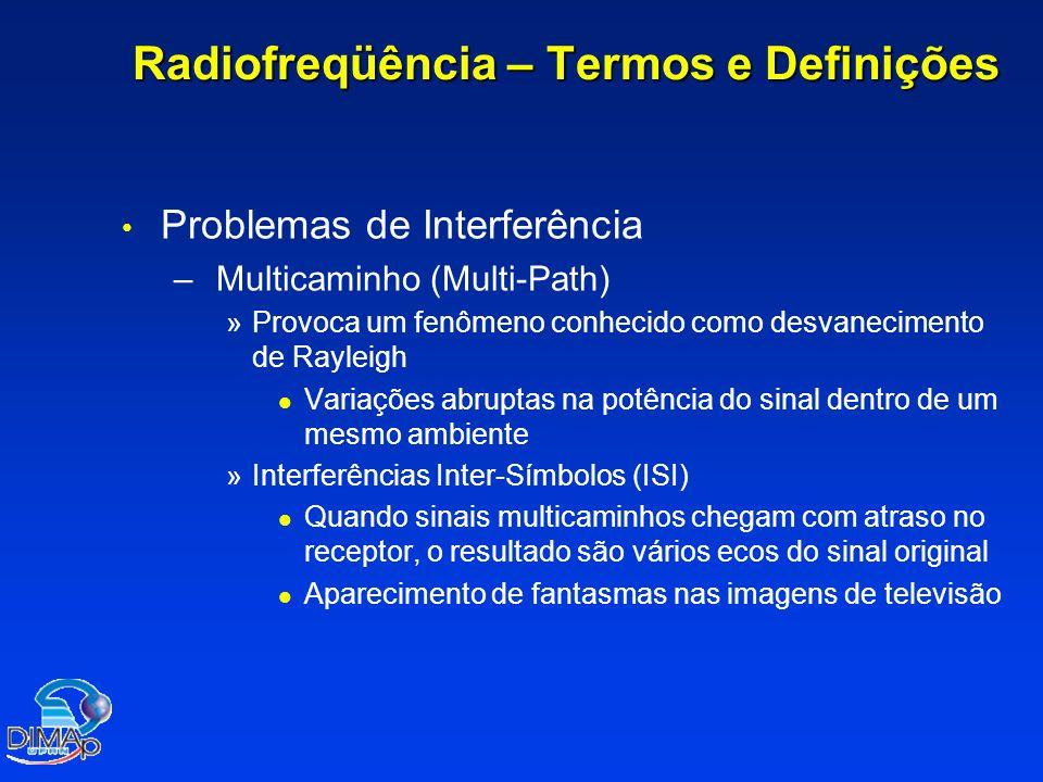 Radiofreqüência – Termos e Definições