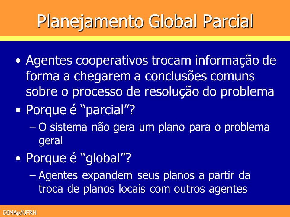 Planejamento Global Parcial