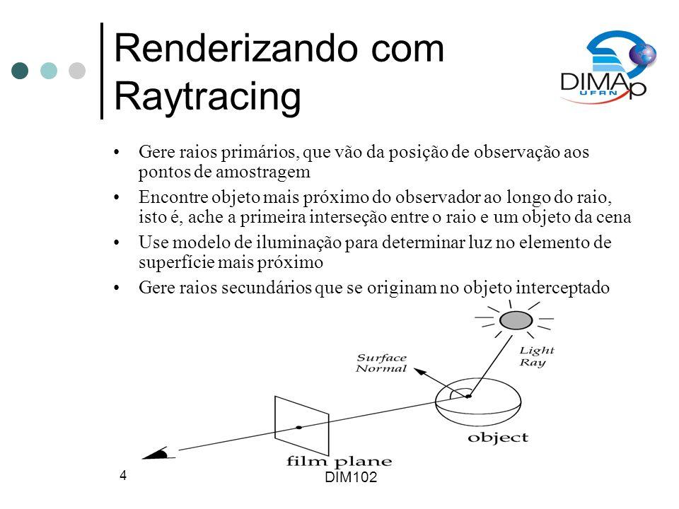 Renderizando com Raytracing