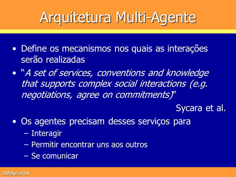 Arquitetura Multi-Agente