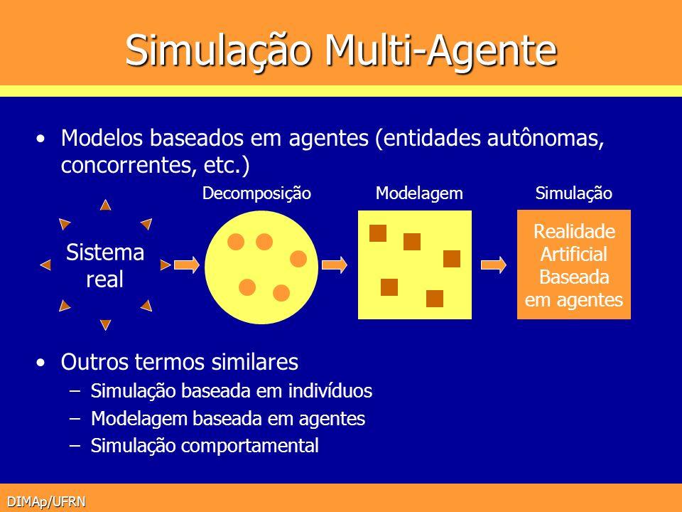 Simulação Multi-Agente