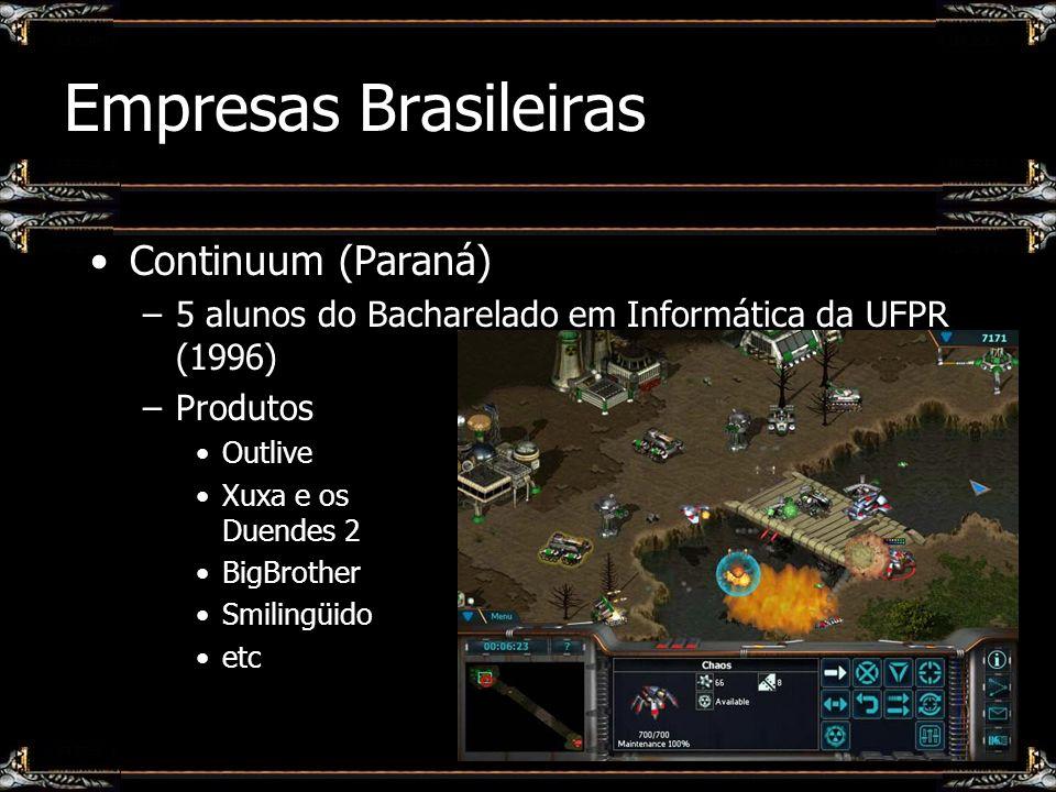 Empresas Brasileiras Continuum (Paraná)