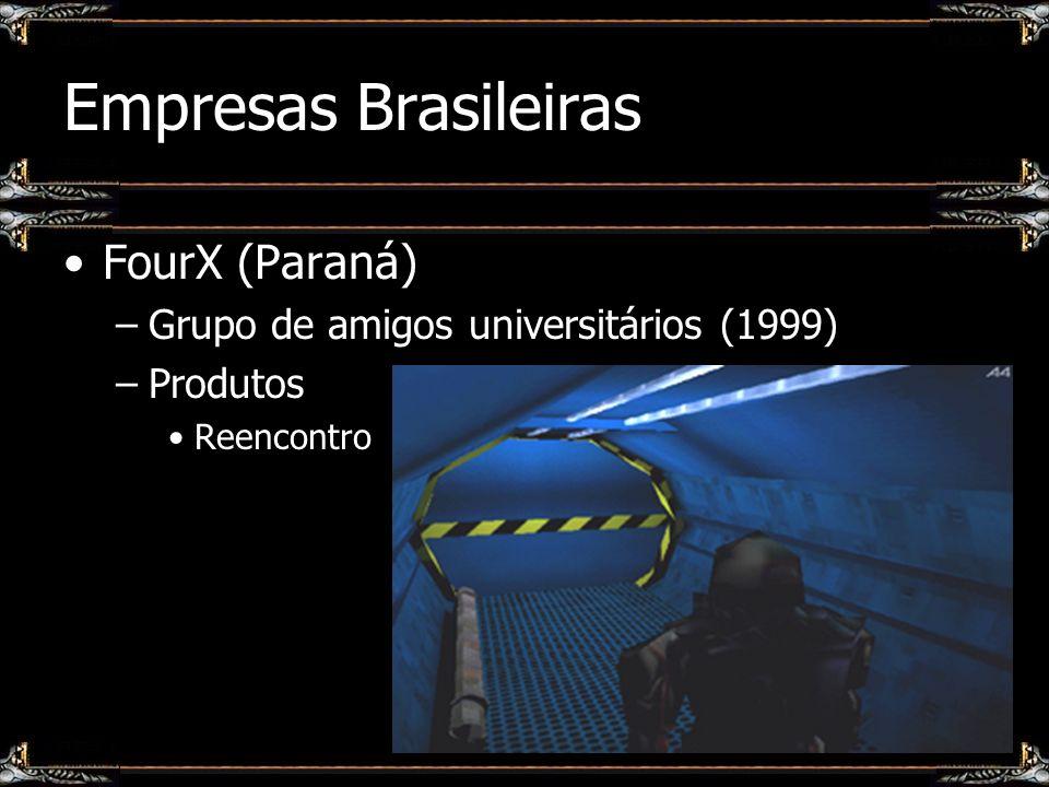 Empresas Brasileiras FourX (Paraná)
