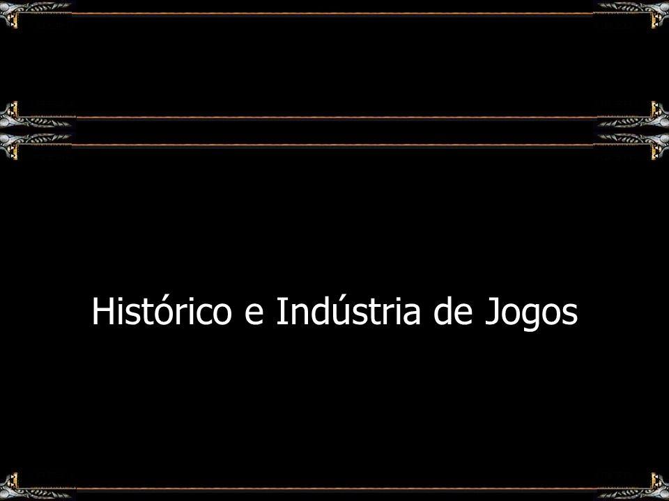 Histórico e Indústria de Jogos