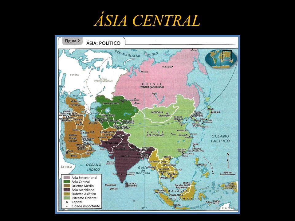 ÁSIA CENTRAL