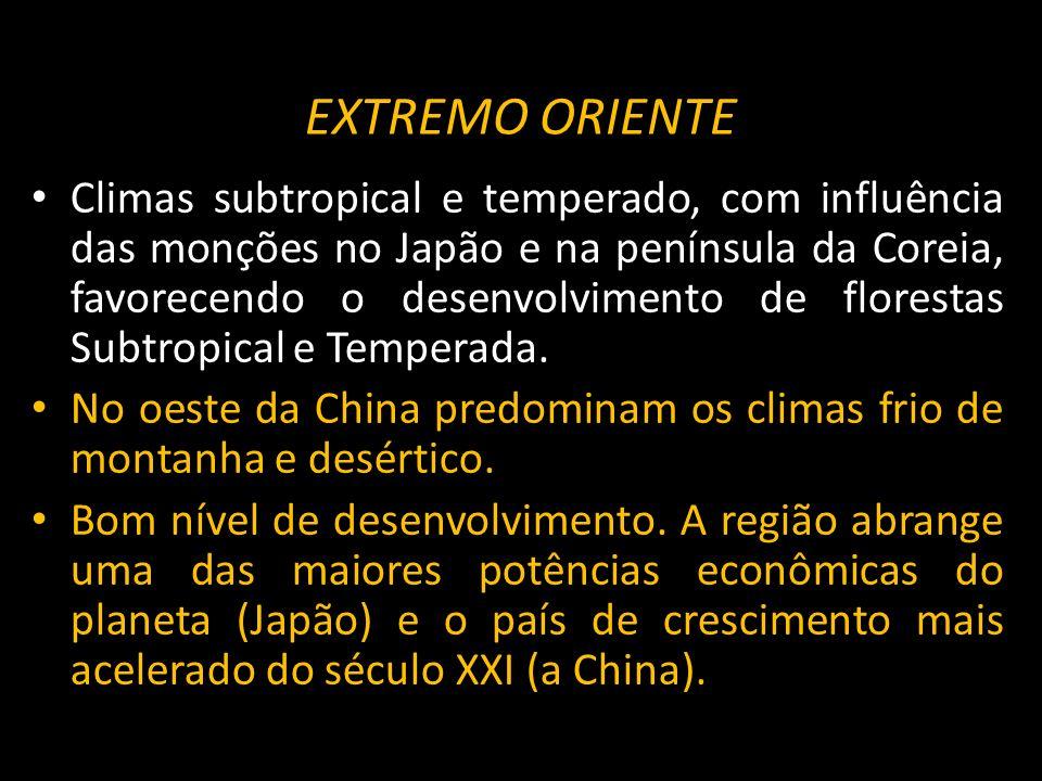 EXTREMO ORIENTE