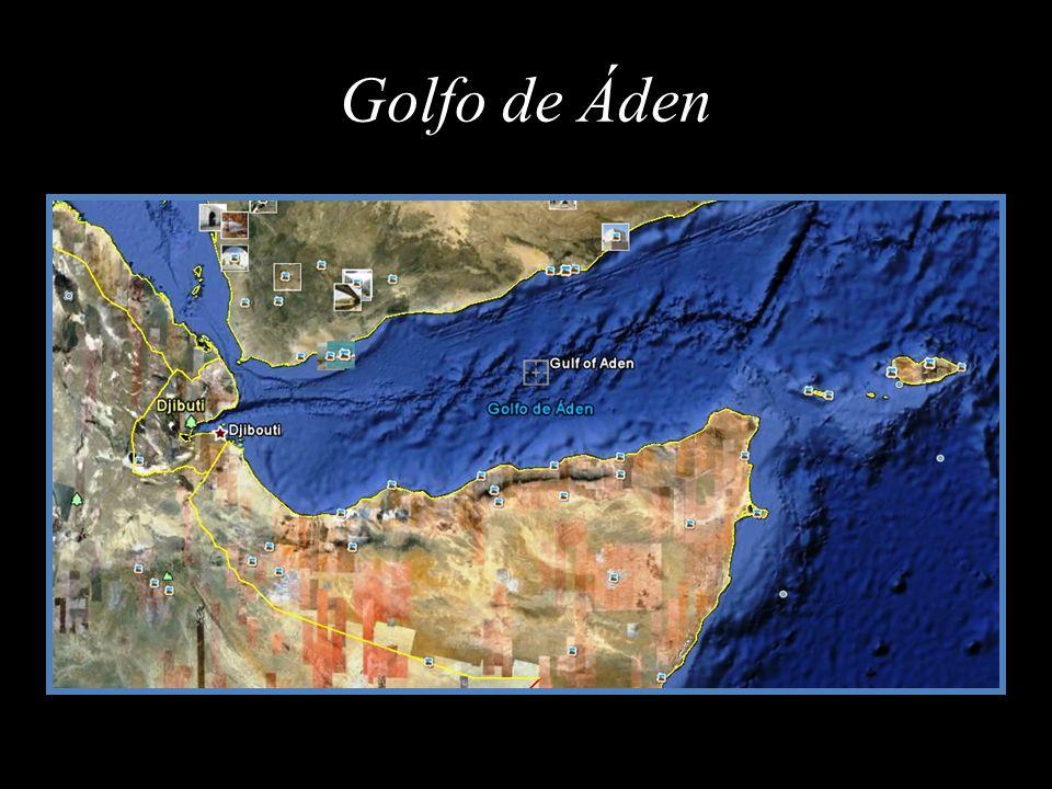 Golfo de Áden