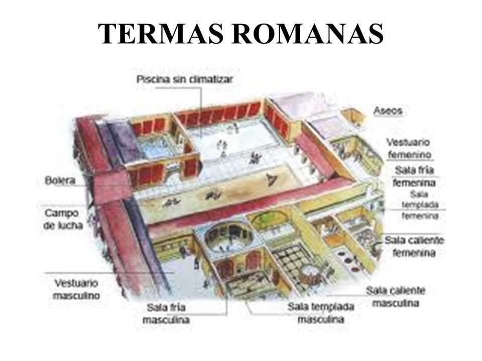 TERMAS ROMANAS