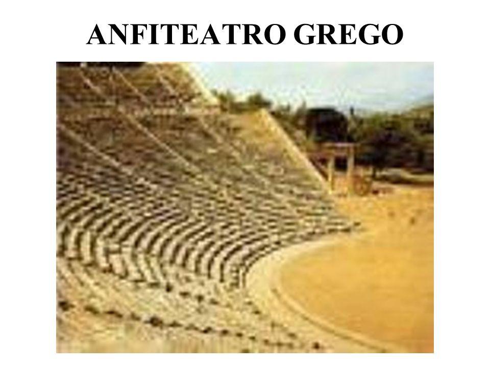 ANFITEATRO GREGO