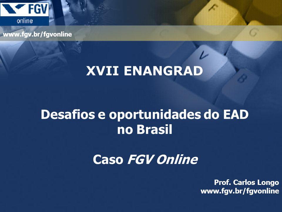 Desafios e oportunidades do EAD