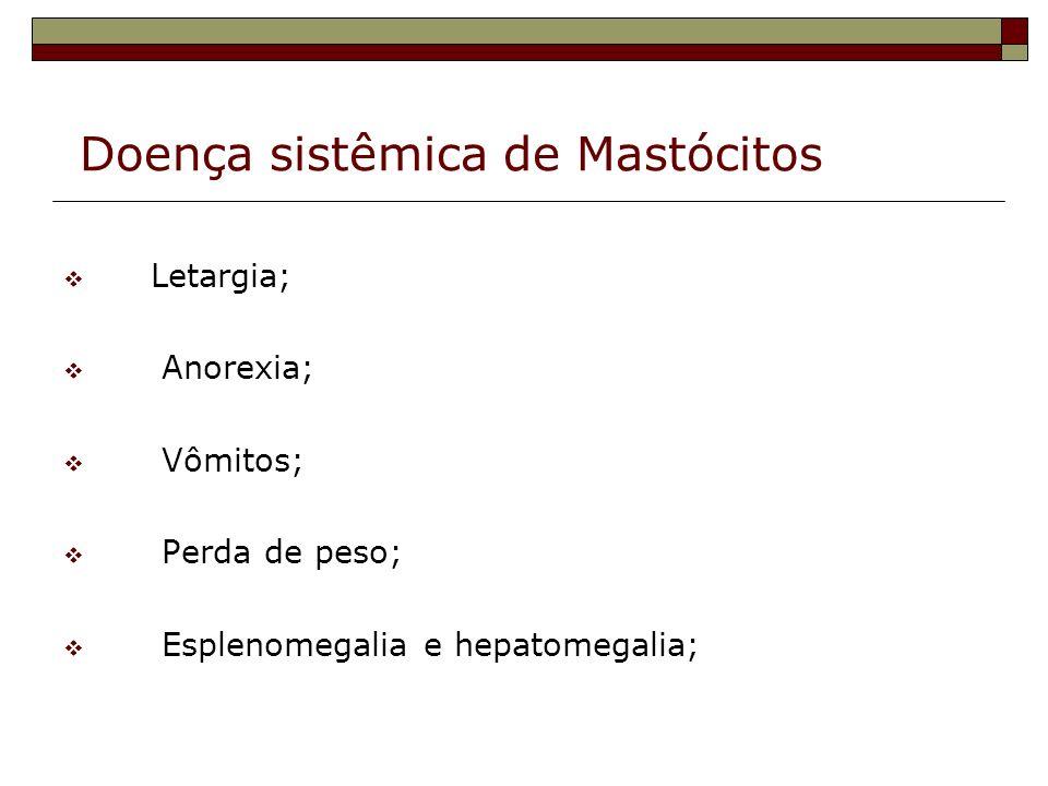 Doença sistêmica de Mastócitos