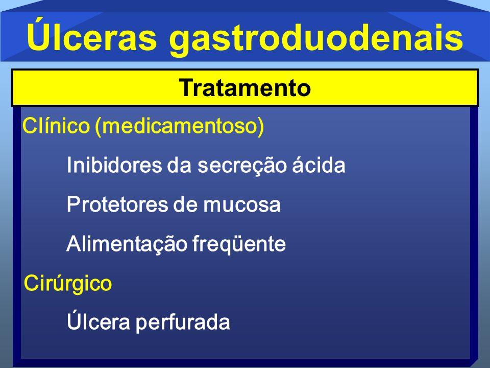 Úlceras gastroduodenais