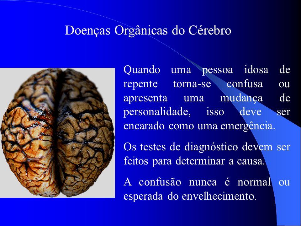 Doenças Orgânicas do Cérebro