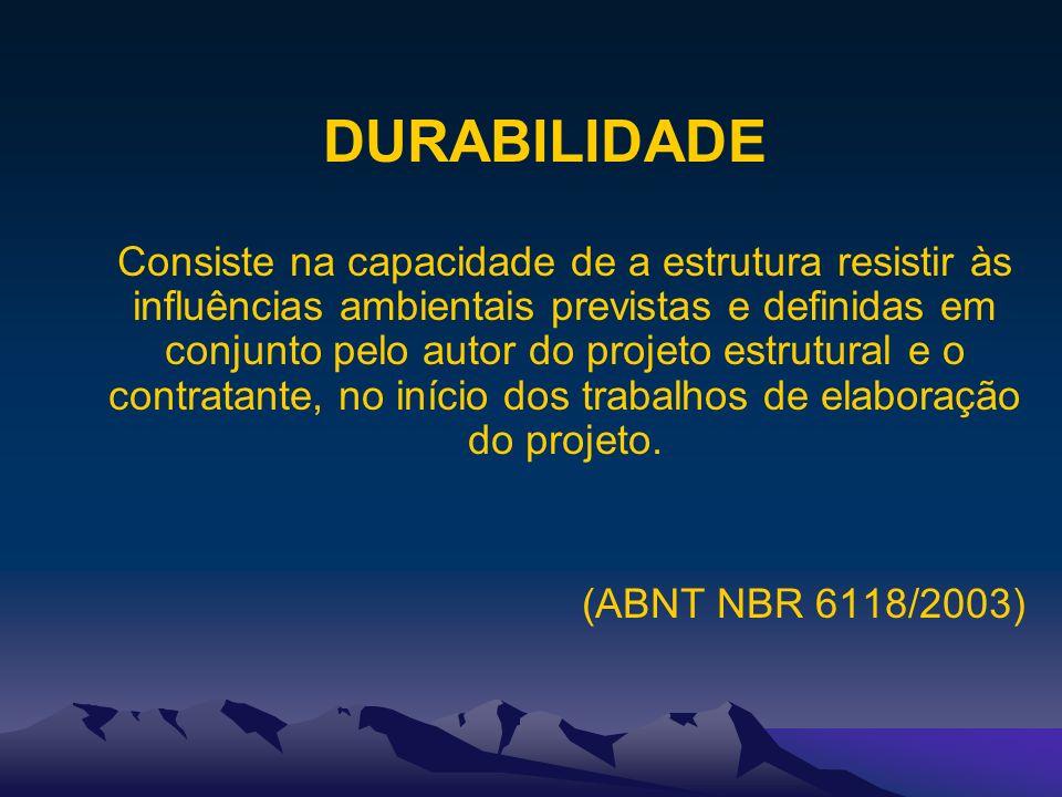 DURABILIDADE