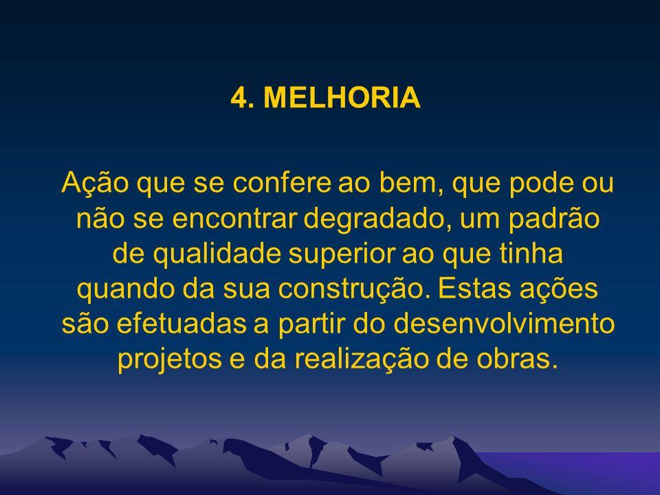 4. MELHORIA