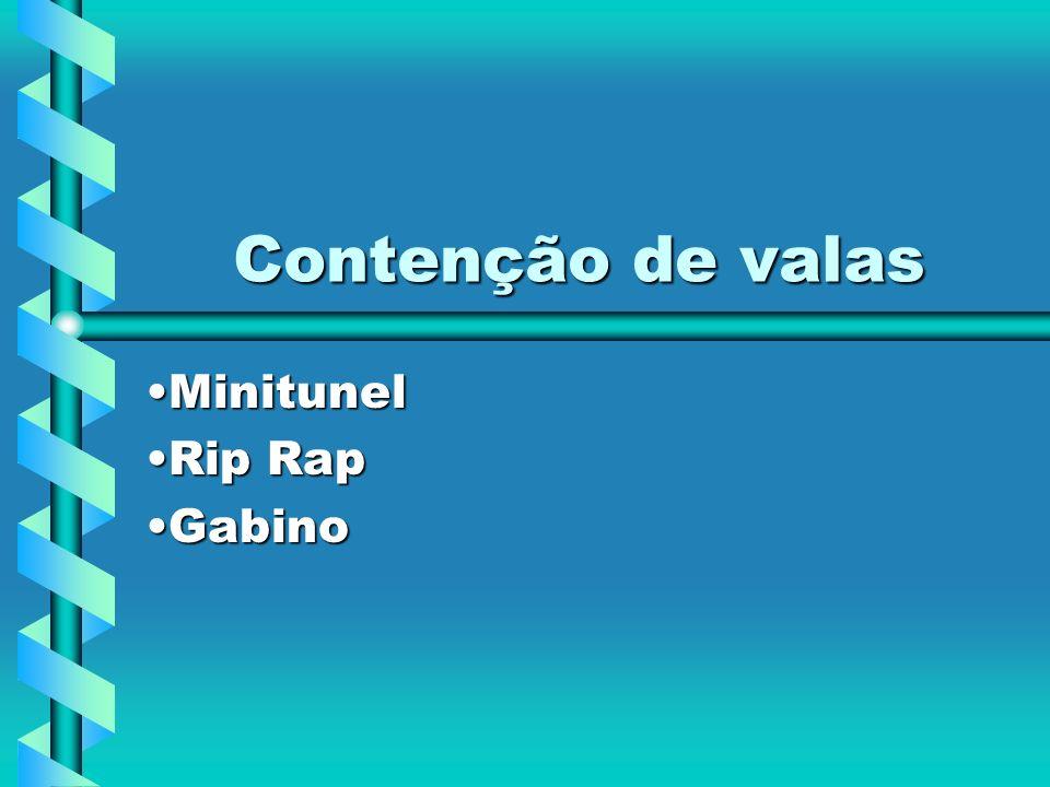 Minitunel Rip Rap Gabino
