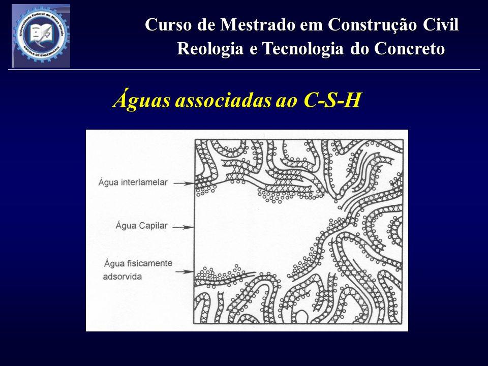 Águas associadas ao C-S-H