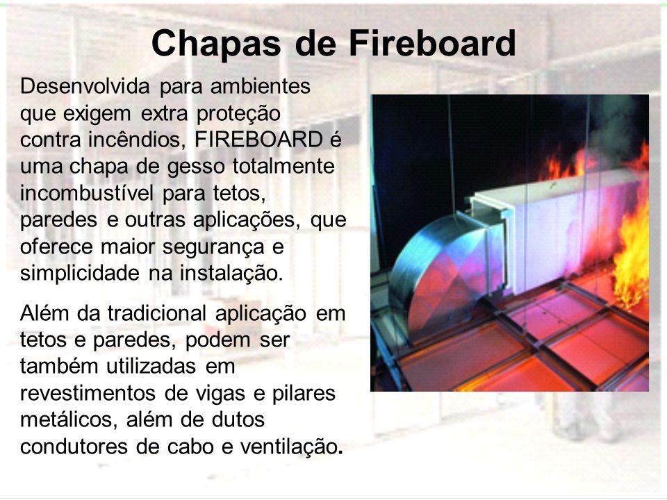 Chapas de Fireboard
