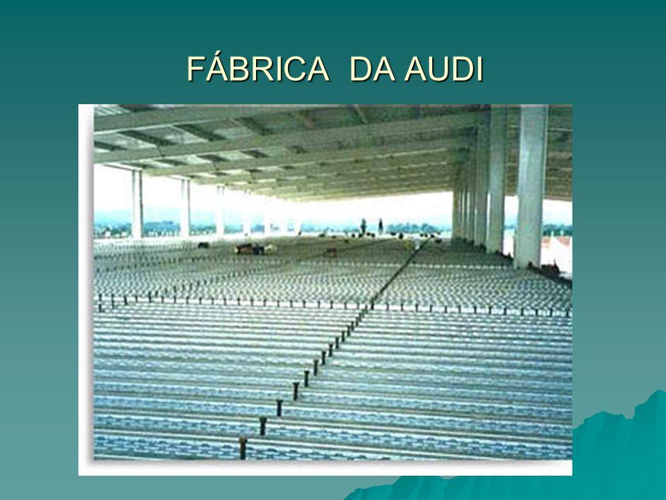 FÁBRICA DA AUDI