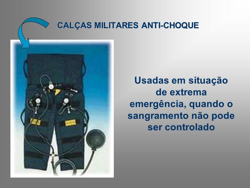 CALÇAS MILITARES ANTI-CHOQUE