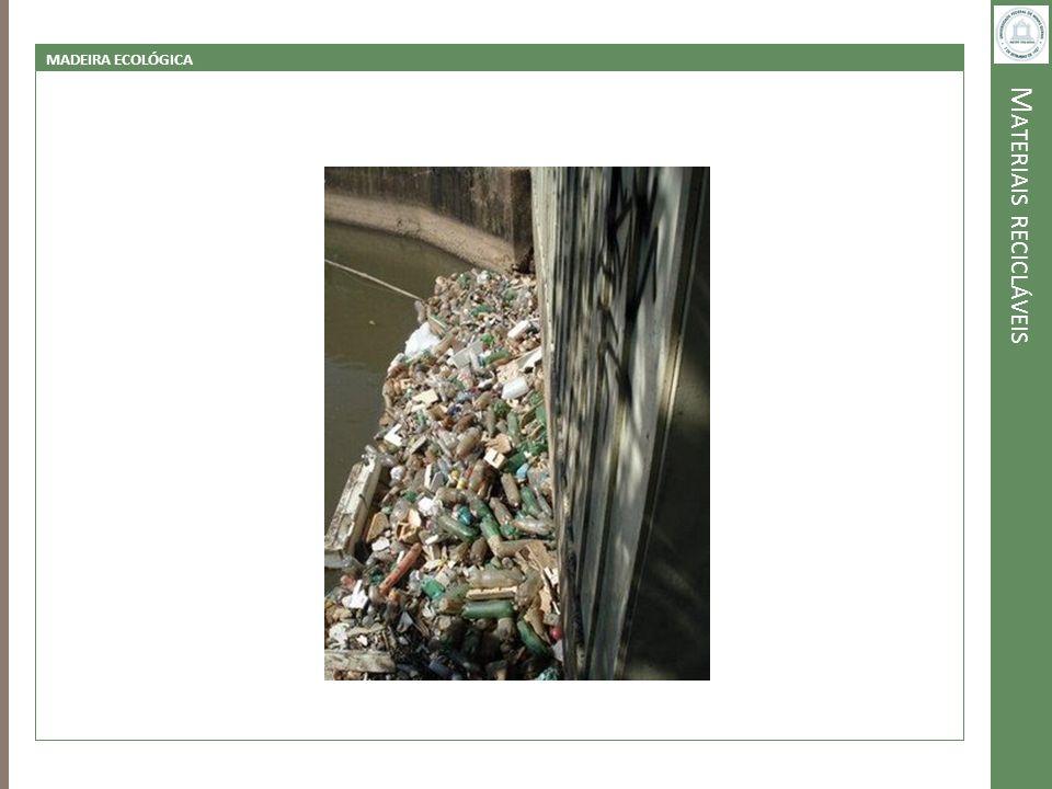 Materiais recicláveis