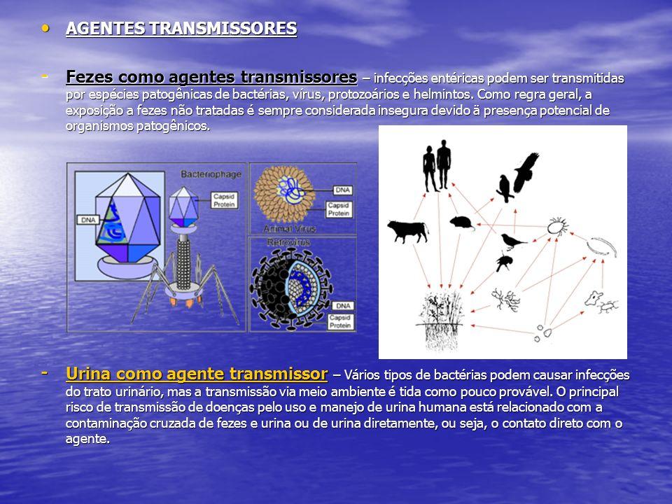 AGENTES TRANSMISSORES