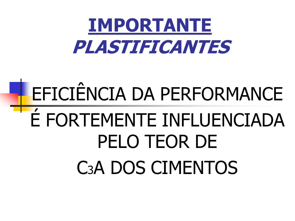 IMPORTANTE PLASTIFICANTES