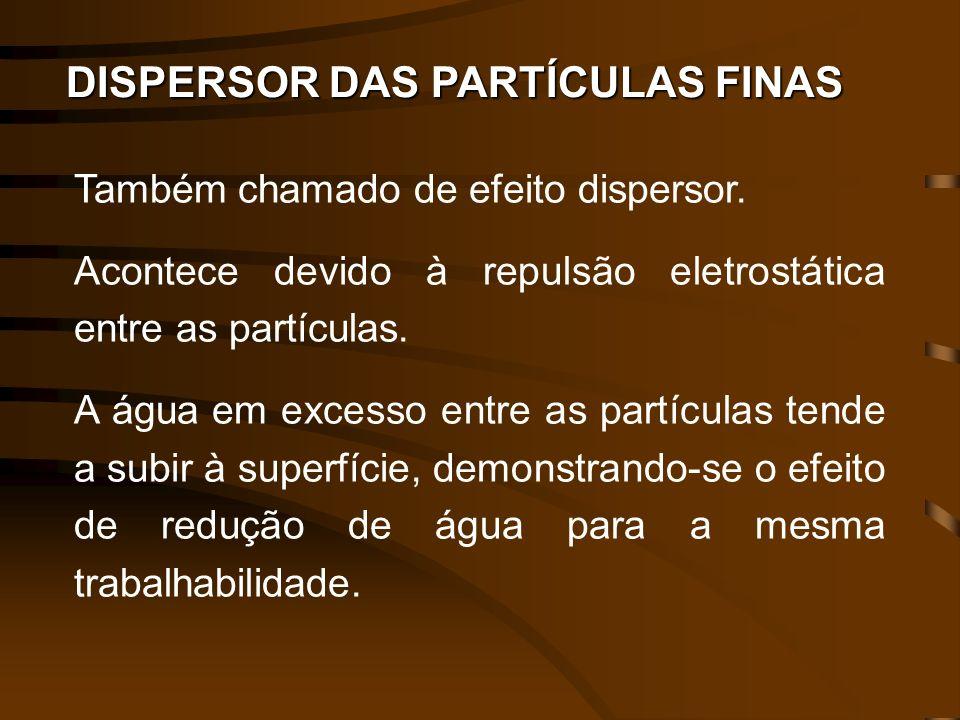 DISPERSOR DAS PARTÍCULAS FINAS