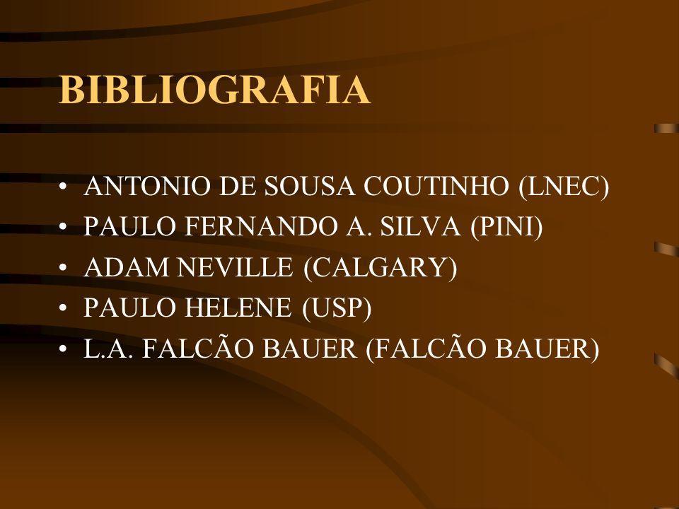 BIBLIOGRAFIA ANTONIO DE SOUSA COUTINHO (LNEC)