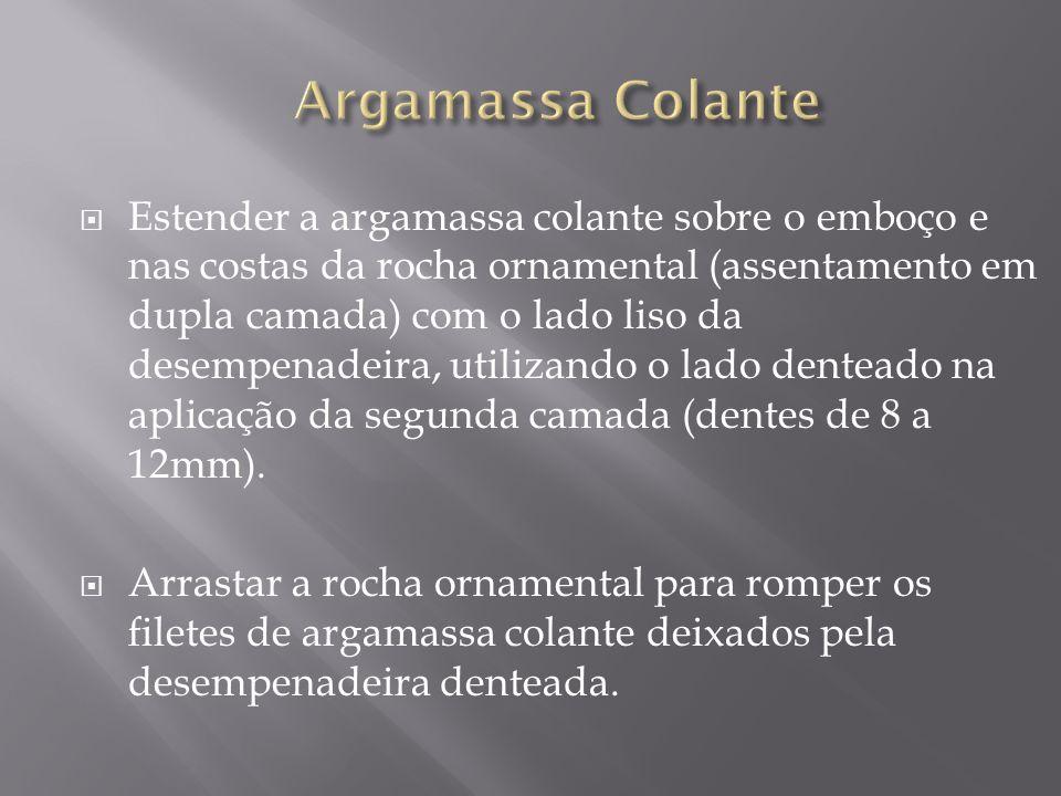 Argamassa Colante