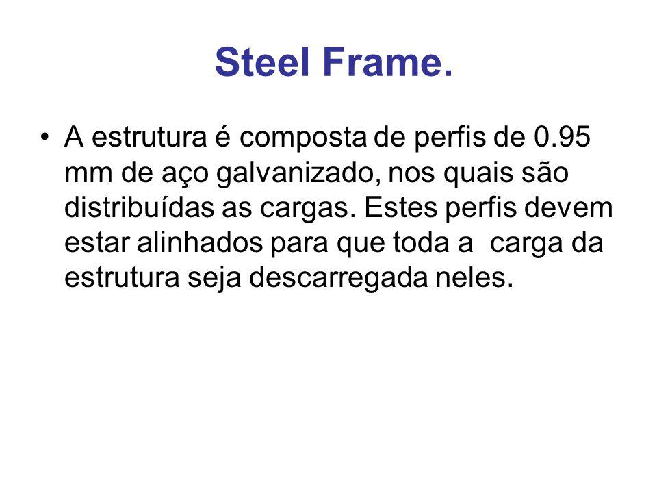 Steel Frame.